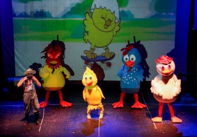 Las Canciones de la Granja y sus amigos, es un show musical infantil que evoca, en forma de homenaje, un recorrido por las grandes canciones concebidas para los más chicos