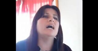 La carabelense Natalia Ferreyra clasificó a las instancias finales de un importante concurso de canto