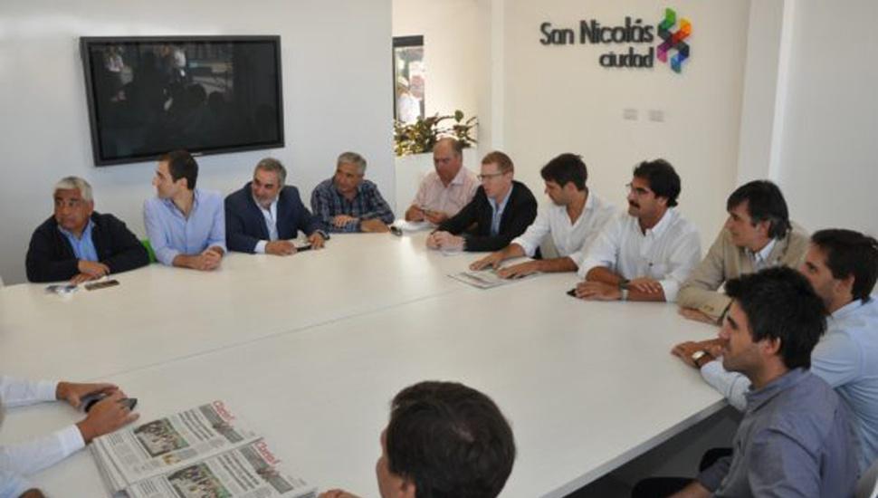Esta importante convocatoria se llevó a cabo el último viernes 16, en el marco de Expoagro en San Nicolás.