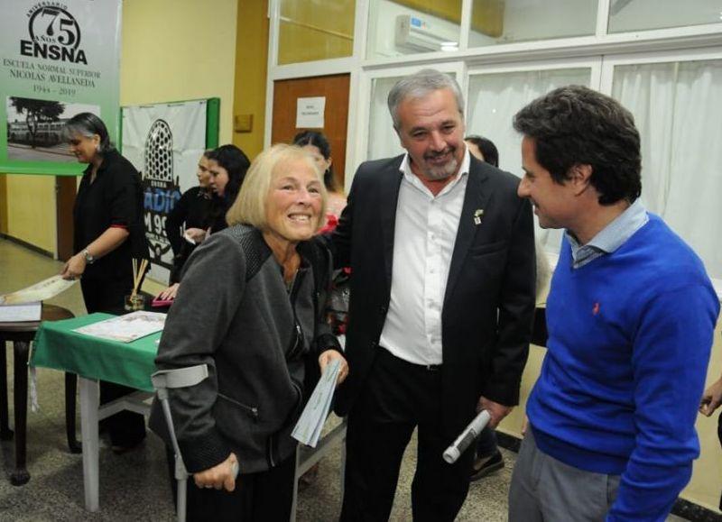 Fotos del área de prensa municipal.