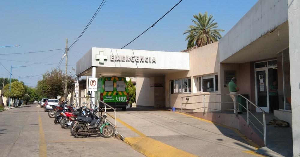Hospital local.