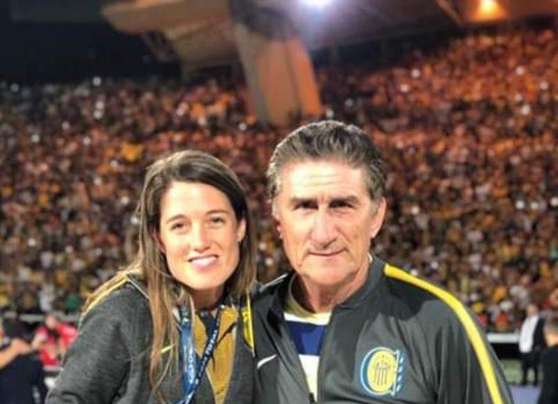 Tras coronarse campeones de la Copa Total Argentina