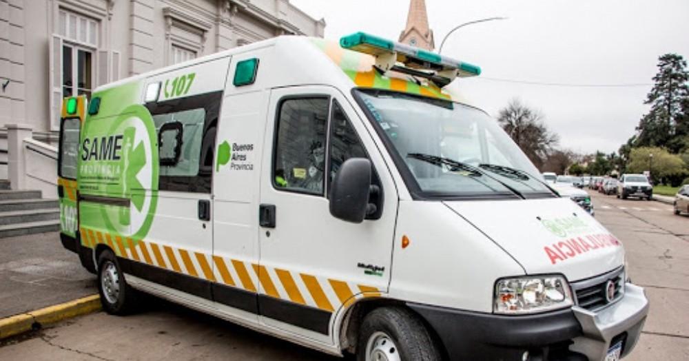 Emergencia sanitaria (foto: Prensa municipal).
