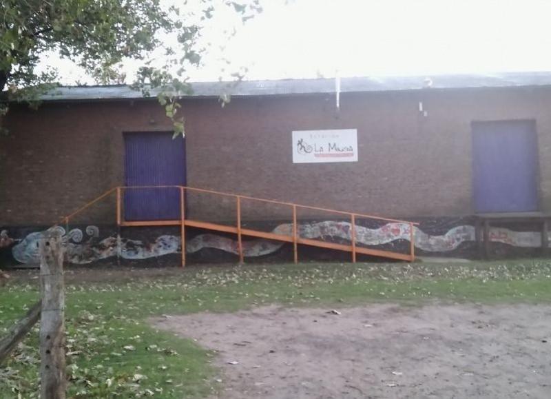 Estación cultural.