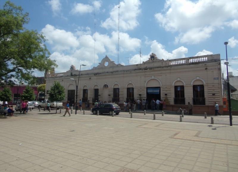 El cortejo pasará frente a la Municipalidad.