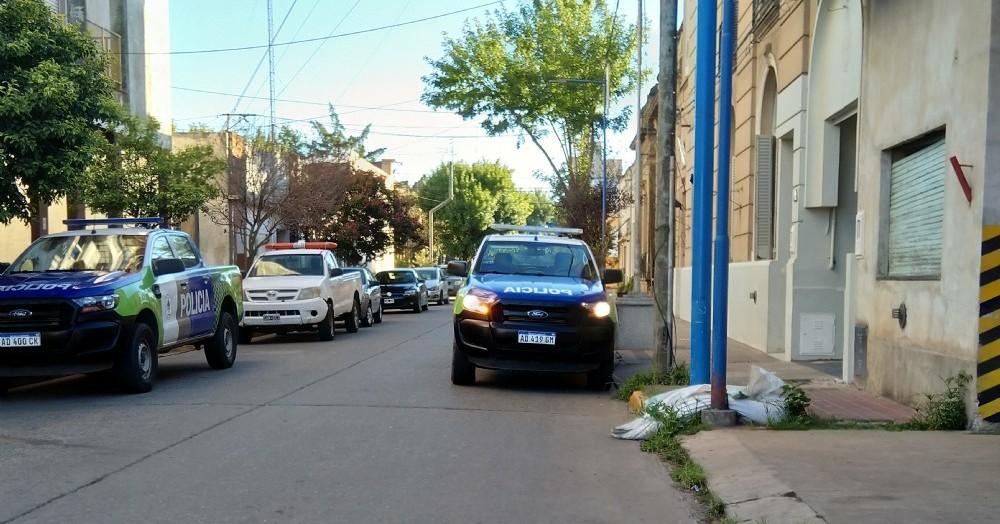 Revuelo en el barrio (foto de archivo).