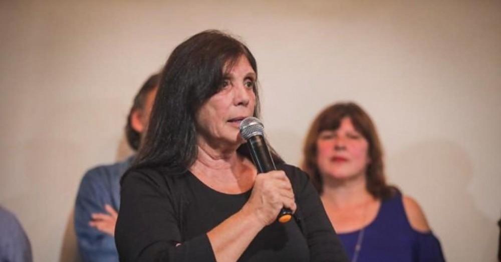 Teresa García, ministra de Gobierno bonaerense.