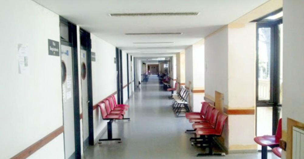 El hospital nicoleño.