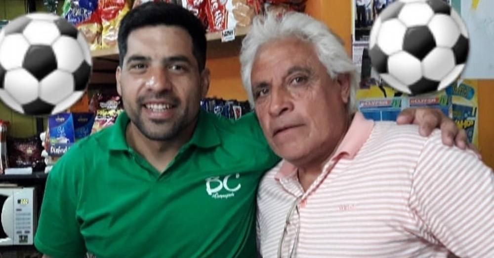 Pablo Gaitán y Luis Alvarado.