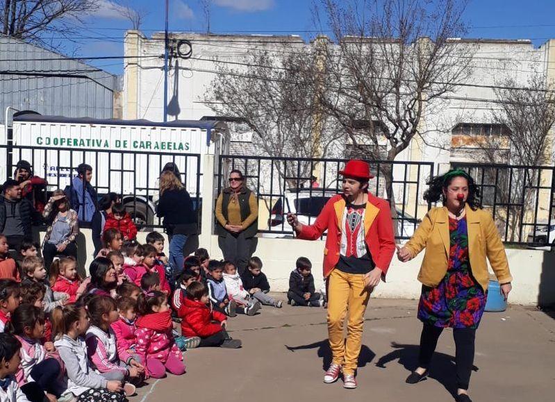 Los festejos ya comenzaron en las localidades.