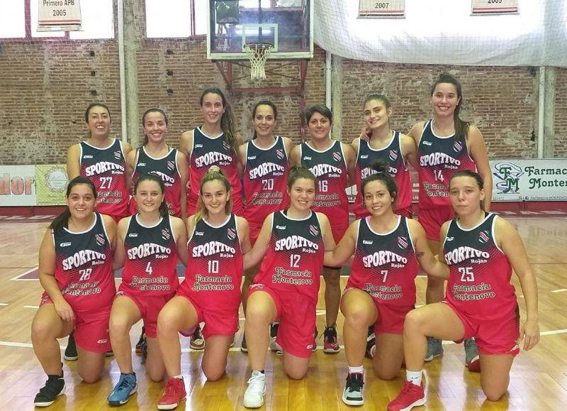 Las chicas de Sportivo.