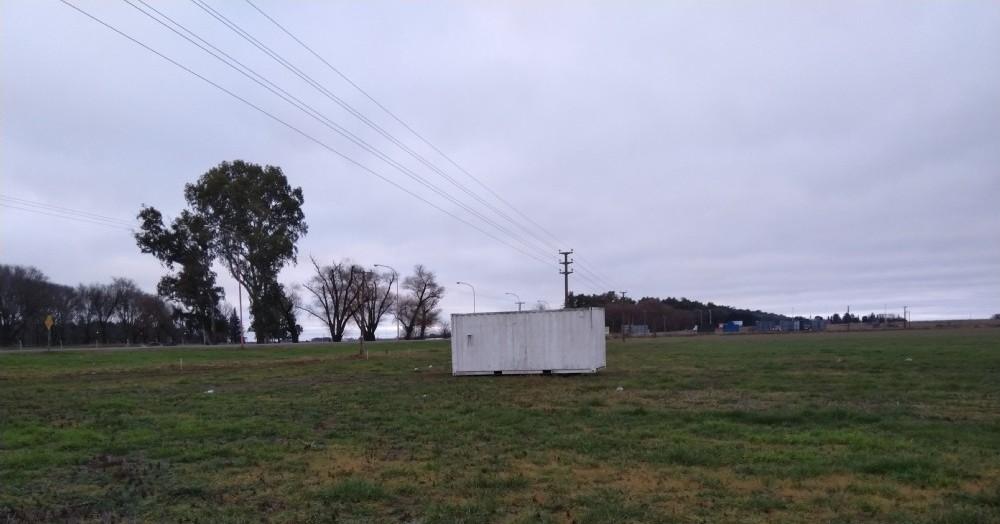 Predio ubicado en Ruta 188, a metros de la rotonda con la 31.