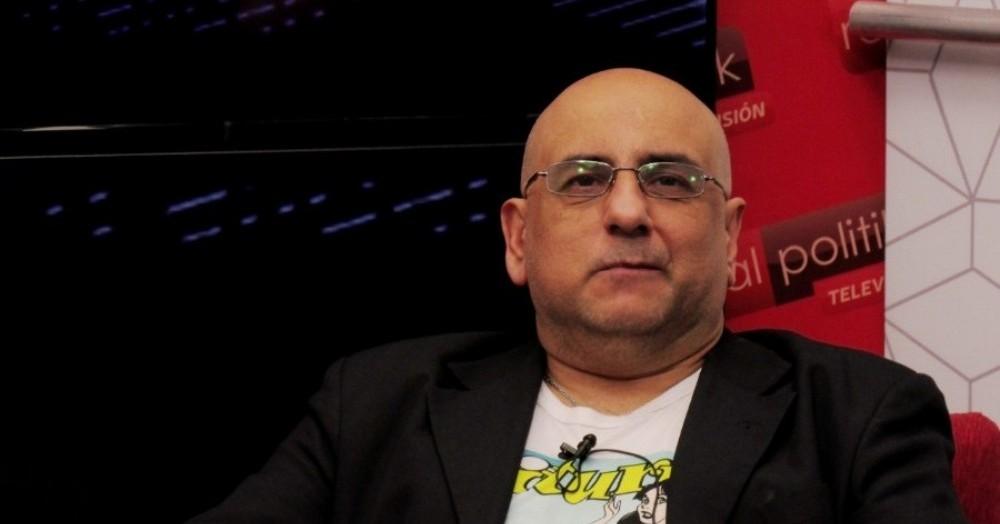 Mario Casalongue, periodista rojense director de Multimedios NOVA.