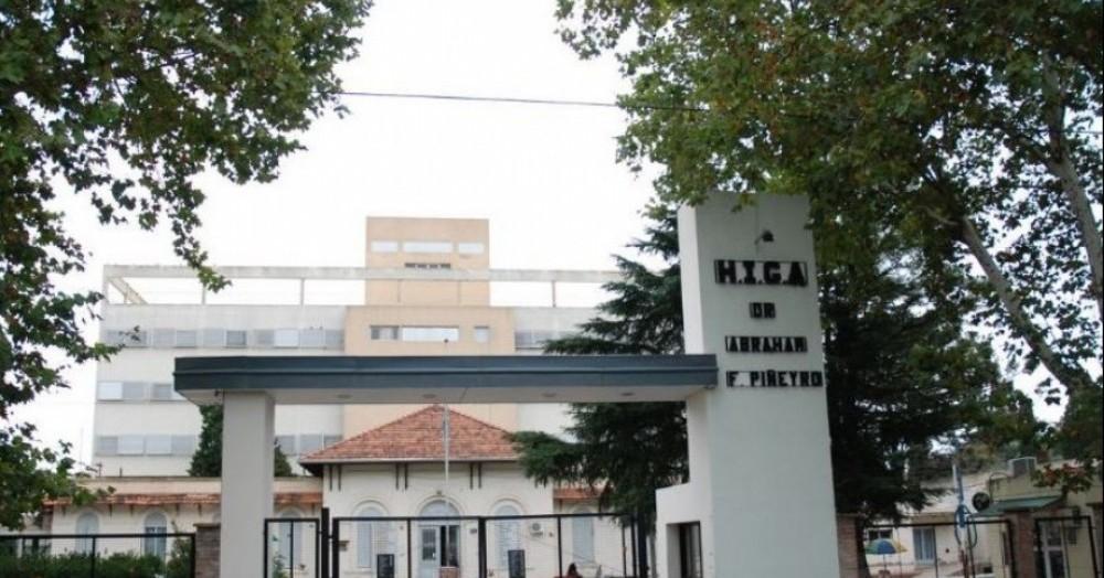El centro asistencial.