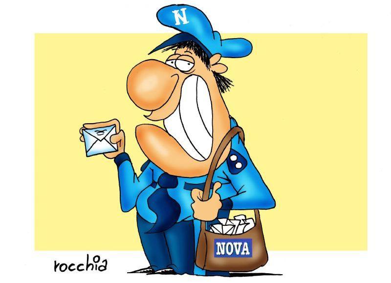 El cartero de NOVA