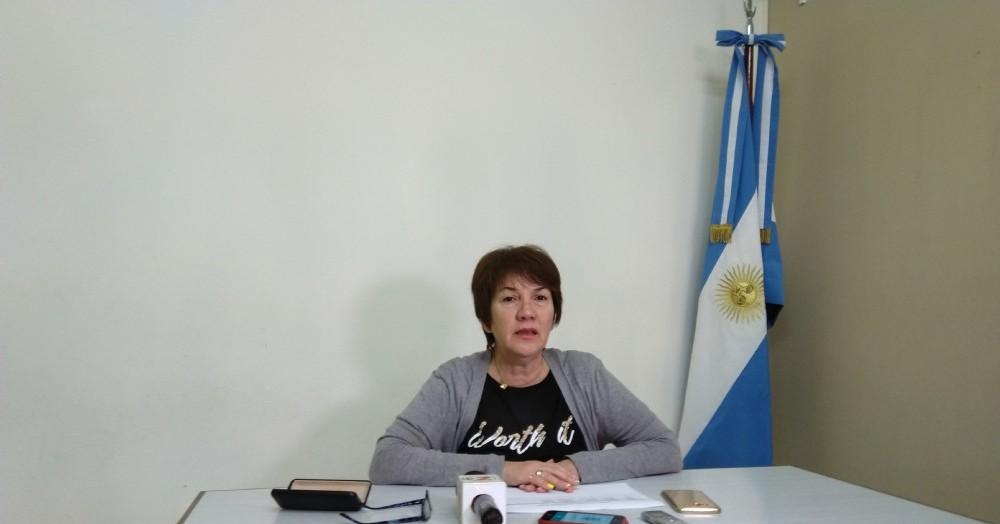 Conferencia de María Rosa Salgado.