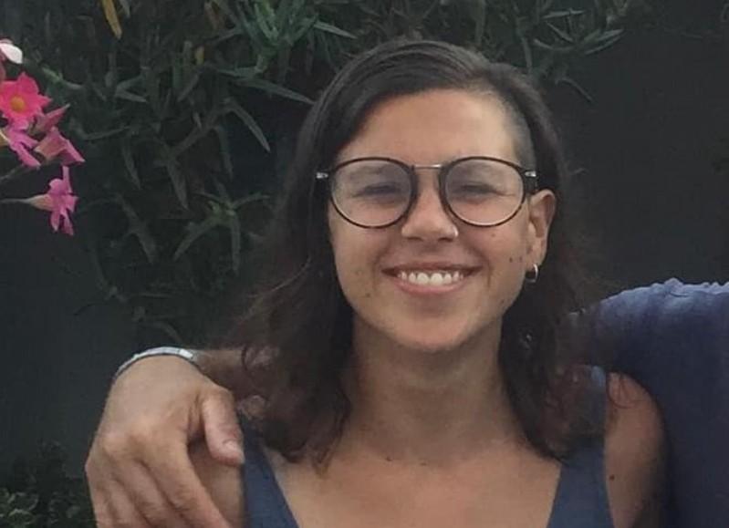 Micaela Ercoli, de 30 años.