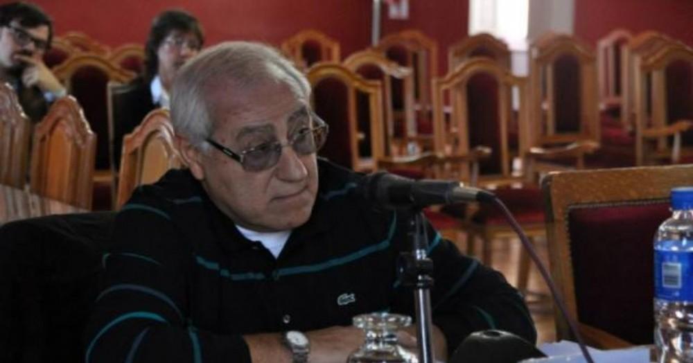 Carlos Garbe, ex funcionario procesado por la Justicia de Junín.