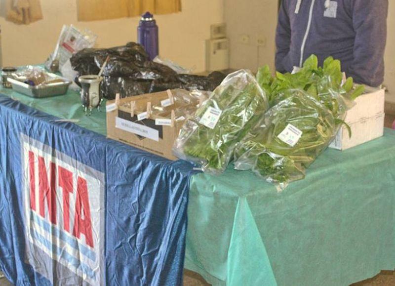 Fotos: Delegación local del INTA y Taller Protegido.