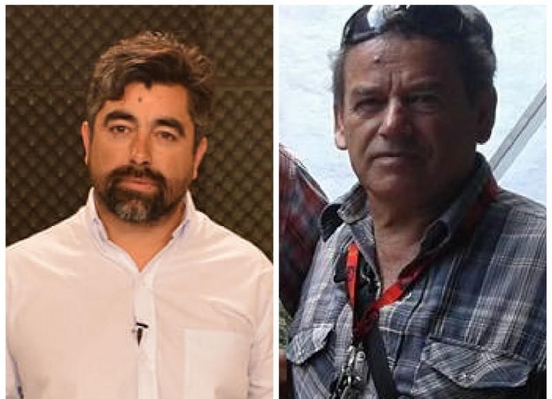 René Peñalva y Justo 'Tito' Peñalva.