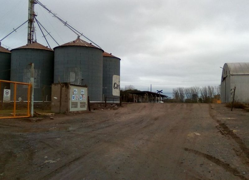 La situación en Cargill, este martes al mediodía.