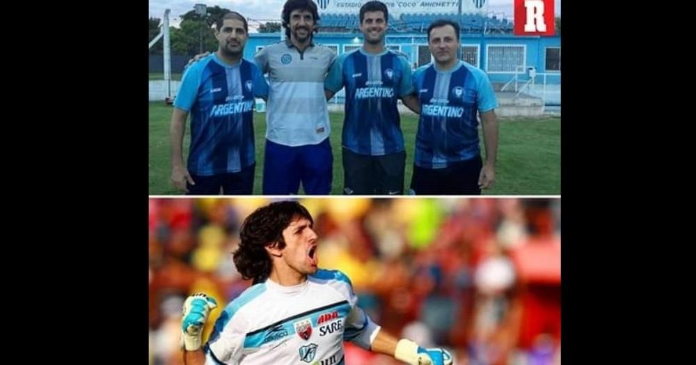 DT y referente de Argentino.