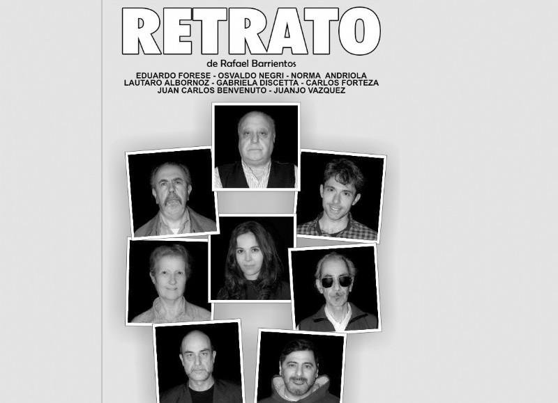 """""""Retrato"""" se presenta los días 22, 23, 29 y 30 de octubre."""