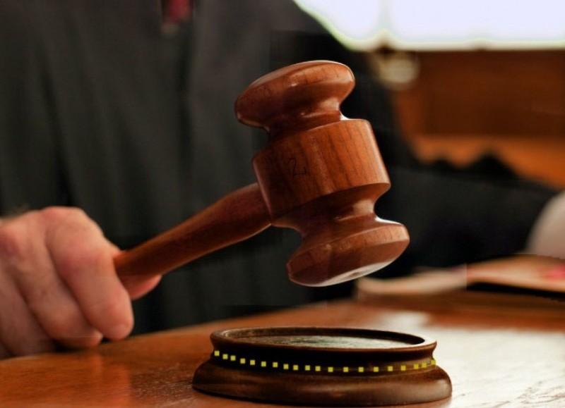 Condena tras juicio abreviado.