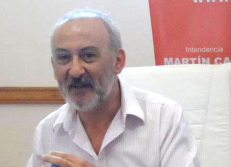Luis Miguel Caso.