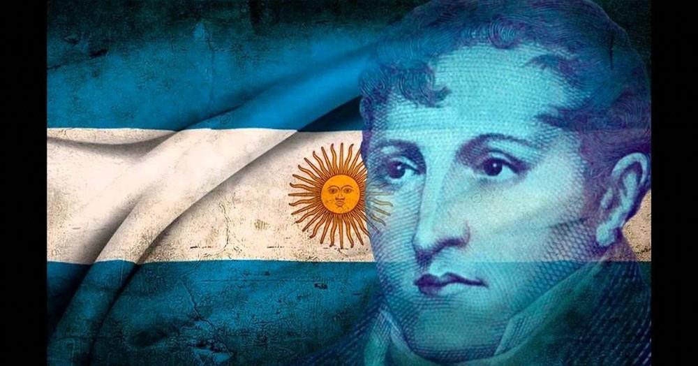 Manuel Belgrano (1770-1820).