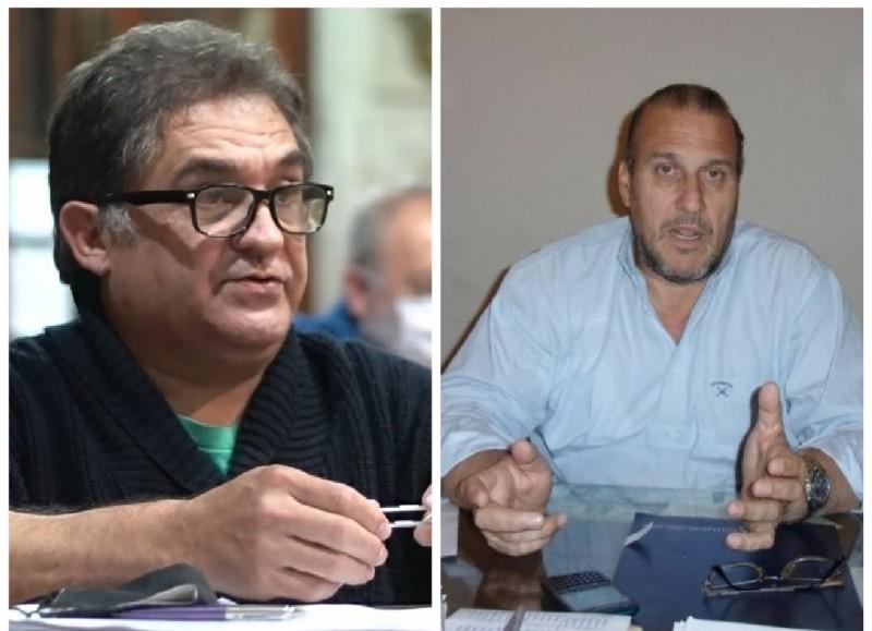 Ricardo Rivolta y Leonardo Armellini.