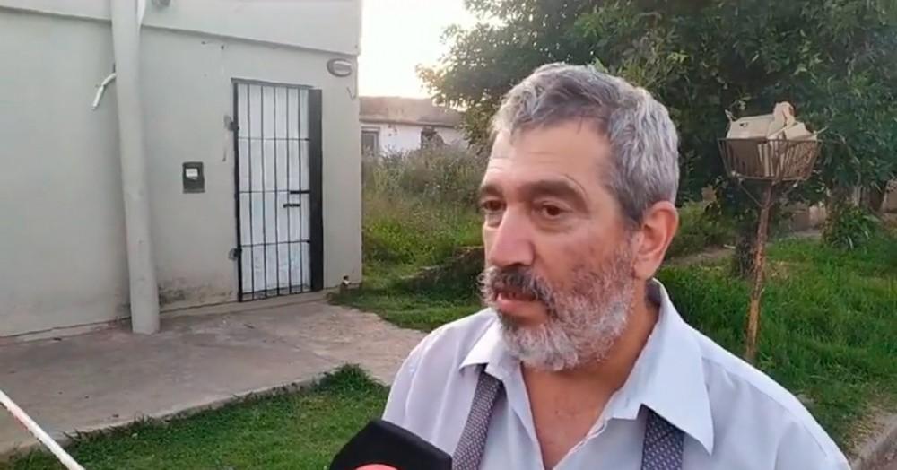 """El fiscal de Chacabuco Daniel Nicolai (foto), dispuso la aprehensión del hombre, a quien indagará esta tarde, a través de videoconferencia, por el delito de """"tentativa de femicidio""""."""