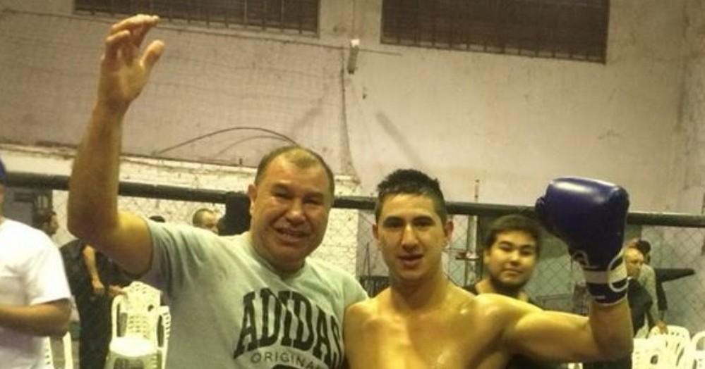 Del gimnasio Hermanos Molina
