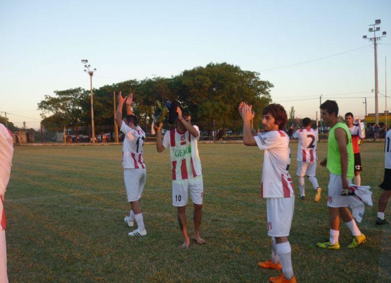 Por lo que fue la segunda fecha de la fase grupal de esta edición 2018 del Torneo Federal C el Nuevo Club Juventud se midió ante su par de BAP en el estadio de Barrio Nehuenche en la tarde de este domingo 4 de febrero.