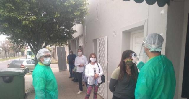 San Nicolás sumó su séptimo caso positivo de coronavirus