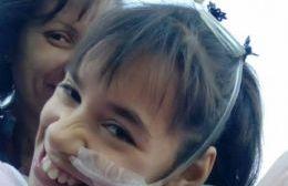 IOMA no brinda todas las prestaciones que su afiliada Ailín de 10 años y una parálisis cerebral, necesita.