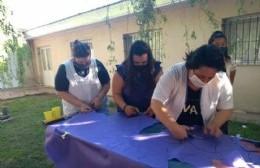 El programa Envión sostiene su actividad en el contexto de la pandemia