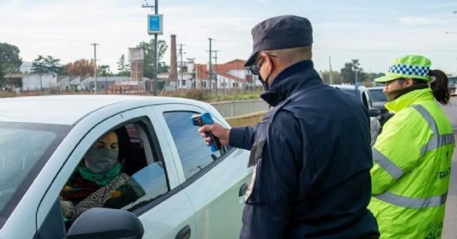 Junín informó un caso positivo de una persona no residente