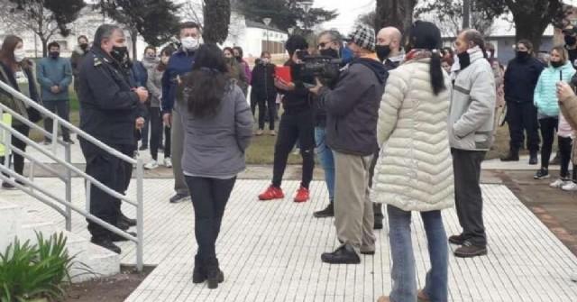 Internan en Junín a una niña de 11 años que quedó embarazada luego de una violación