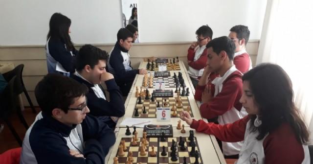 UNNOBA logró clasificar con uno de sus equipos para la final de ajedrez online