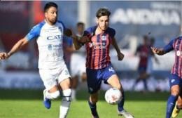 Buen debut para Martegani en la Copa Liga Profesional