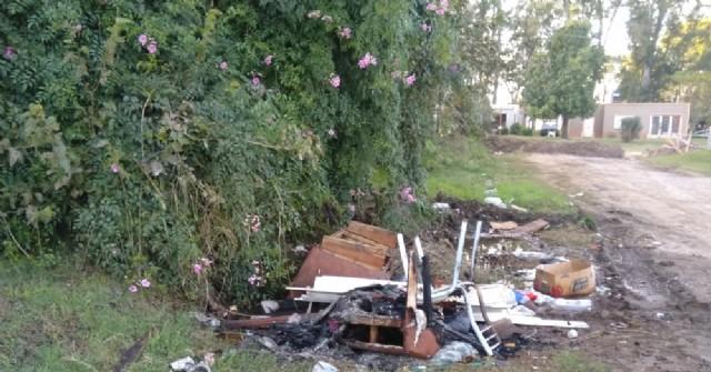 Movida solidaria para ayudar a una familia que sufrió el incendio de su vivienda