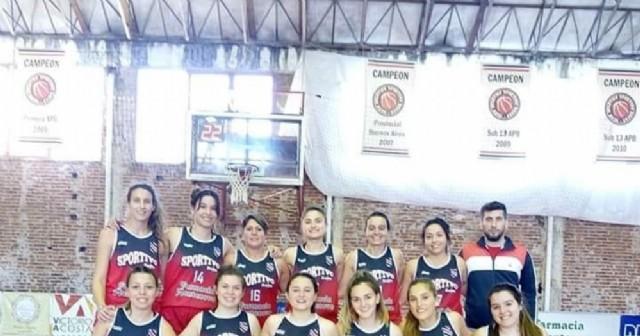 Todos los equipos de Sportivo juegan como visitantes