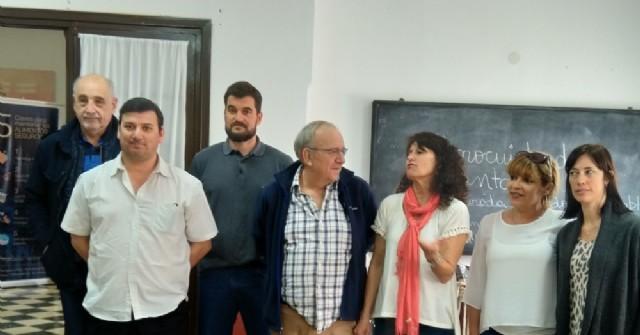 Rojas fue sede de una reunión de directores de Bromatología