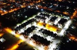 Nueva iluminación led para Barrio Covendiar