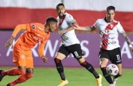Gran triunfo de Sanguinetti y su Always Ready en la Libertadores