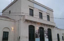 La Casa de Altos Estudios.