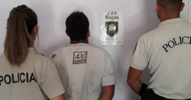 Menores detenidos tras intentar robar pantallas solares