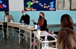 Comienzo de clases presenciales en la provincia de Buenos Aires