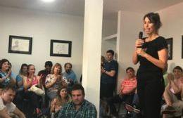 Muffarotto, la elegida del kirchnerismo para disputarle la intendencia a Petrecca en Junín